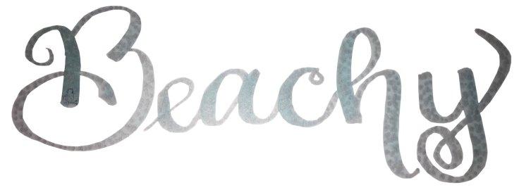 Merry Beachy Christmas Part 2 -- Visit CraftyJBird.com for more info...