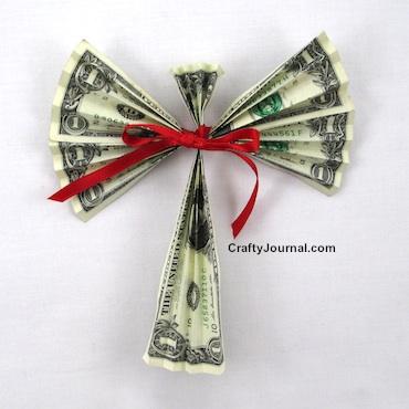 Dollar Bill Angel