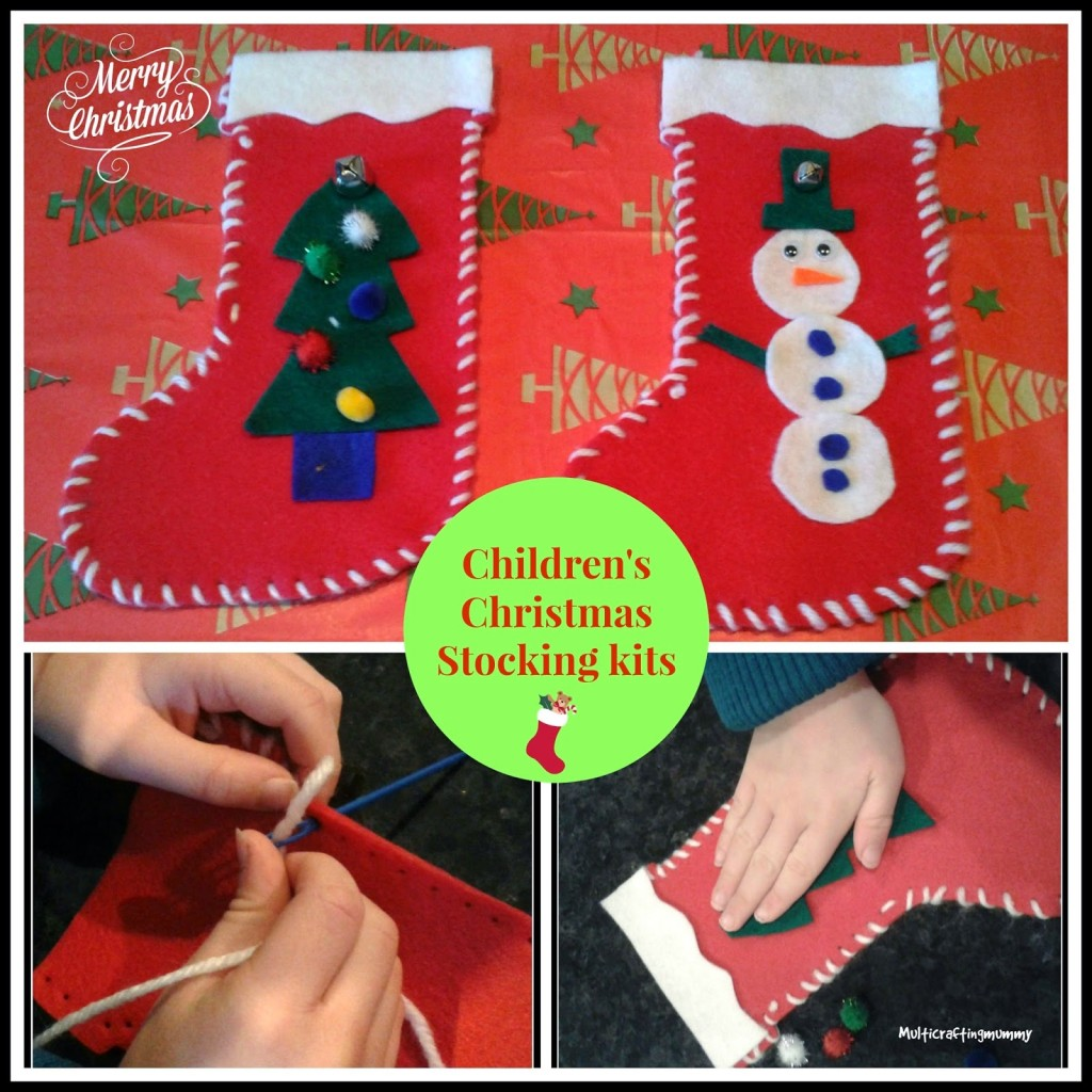 Christmas Craft Kits For Kids