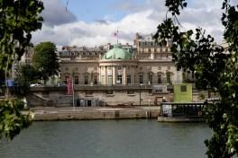 Strolling the River Seine