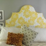 Diy Upholstered Headboard Crafty Little Gnome