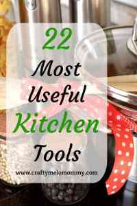 Most Useful Kitchen Tools