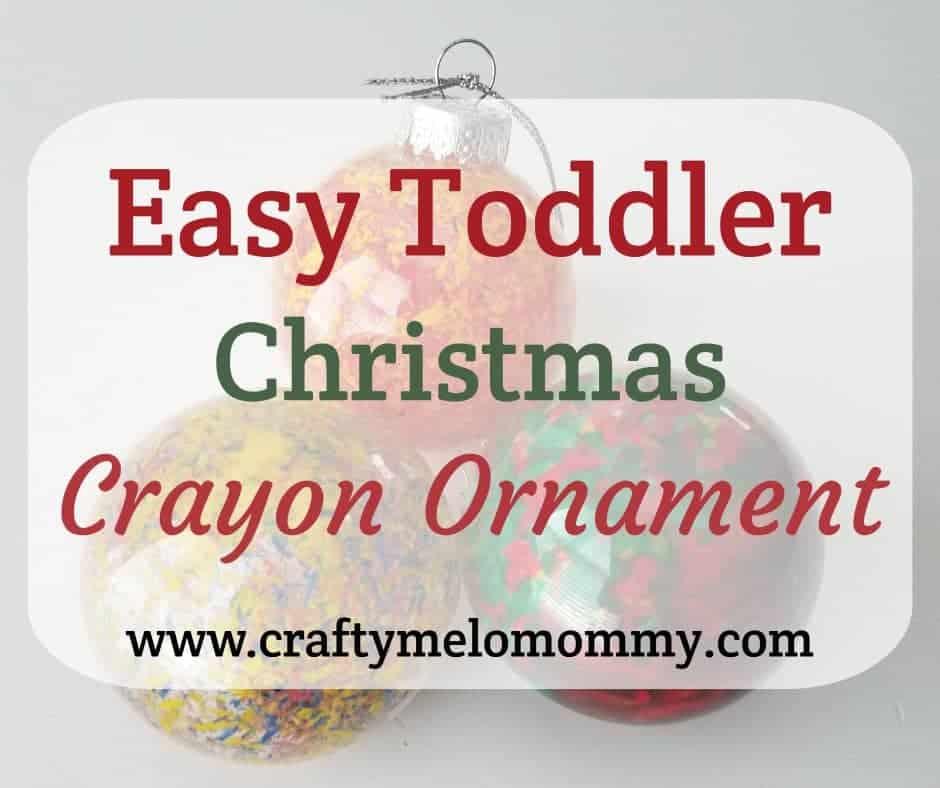 Easy DIY Ornament