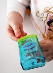 DIY Ornament with Toddlers