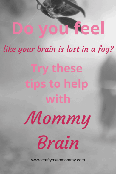 Are you suffering from mommy brain? Try these helpful tips and apps.