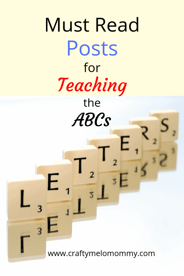 These pots are a must read if you are starting to teach your toddler letters. There are lots of games and fun activities to keep learning fun.