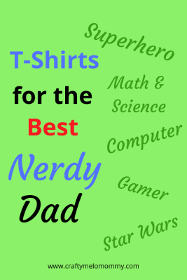 Funny geek dad t-shirts. Great gift ideas for any occasion.