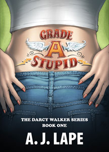 Winter Wonderland Gift Guide -Grade A Stupid (The Darcy Walker Series Book 1) #FreeEbook #Giveaway