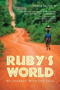 Ruby's World by Karen Bladwin #booktour #bookreview