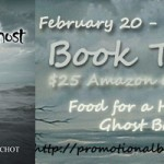 Food for a Hungry Ghost by Becky Pourchot #bookreview #booktour