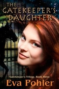 The GateKeeper's Daughter by Eva Pohler #booktour #bookreview