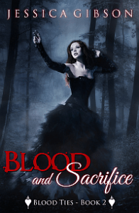 Blood and Sacrifice by Jessica Gibson Release Day Event! #bookreleaseevent