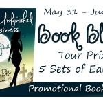 Unfinished Business by Carolyn Ridder Aspenson #bookblast #giveaway