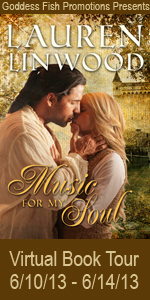 Music for My Soul by Lauren Linwood #booktour #authorpost