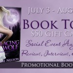 Embracing the Wolf by Stephanie Nelson #booktour #bookreview