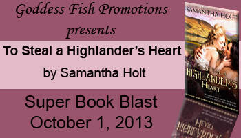 SBB To Steal a Highlander's Heart  Banner copy
