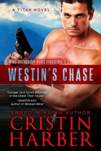 Westin's Chase by Cristin Harber #bookreview