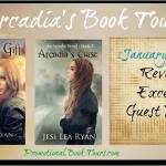 Arcadia Series by Jesi Lea Ryan #bookreview