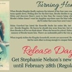 Turning Home by Stephanie Nelson #bookrelease