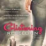 Glistening Rebellion by Jill Cooper #bookblast