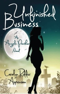 Unfinished Business by Carolyn Ridder Aspenson #bookblast