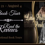 Lady Phillipa's Peril by Katy Walters #bookreview