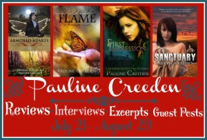 Sanctuary by Pauline Creeden #bookreview #giveaway