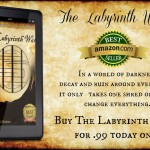Labyrinth by Emily Girdner Giveaway! #books #TheLabyrinthWall.99Sale