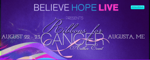 Believe Hope Live Ticket #Giveaway – Win a free 2 day pass ends 8/21