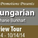 The Hungarian by Stephanie Burkhart #bookReview @goddessfish