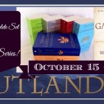 Win the complete Outlander series! #giveaway