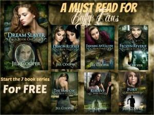 Dream Slayer Book One~ by Jill Cooper #bookReview #freeEbook