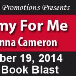 Shimmy for Me by Deanna Cameron @deannamcameron @goddessfish #bookReview