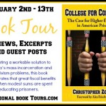 College For Convicts by Christopher Zoukis #bookReview