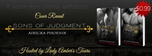 Sons of Judgment by Airicka Pheonix Book Cover Reveal