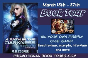 A Path in the Darkness by M.D Cooper
