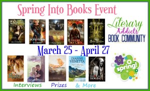 Strong Females in Fiction By S.M. Blooding – Spring Into Books #AuthorPost