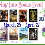 Spring into Books Event – Literary Addicts