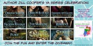 Author Jill Cooper's YA Celebration #giveaway