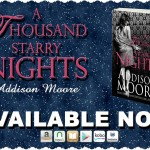 A Thousand Starry Nights by Addison Moore  #NewRelease