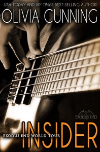 Insider by Olivia Cunning #BookReview @OliviaCunning