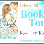 The Trouble With Snowmen by Dorlanna Vann #review