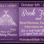 The Diary of a Single Wedding Planner by Violet Howe #Interview