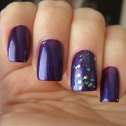 accent nail craftynail