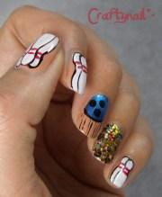 nail art ideas linkup - sports