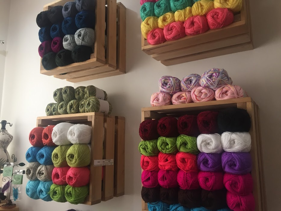 Gantsilyo Guru Yarn Studio, Pasig, Manila: Local Yarn Shop Eyeball