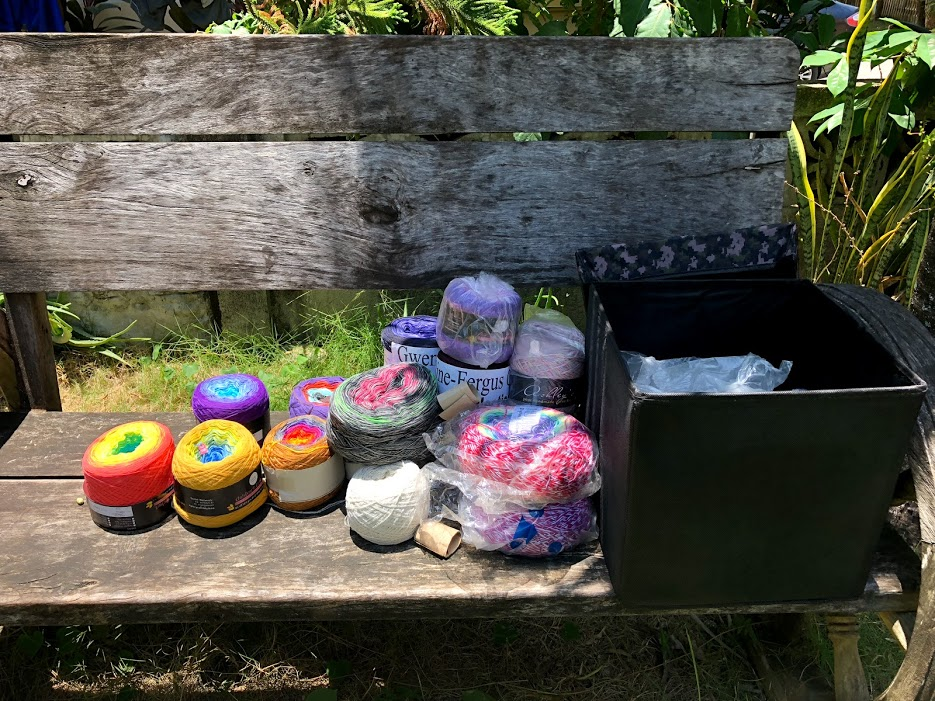 [Part 2] Philippine Yarns: Local Fiber Artists