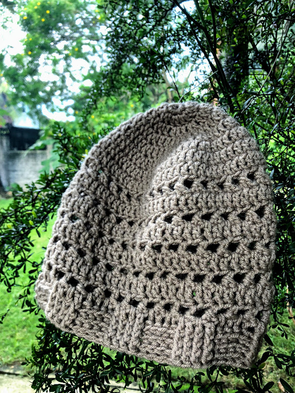 My Go-To Beanie / Hat Crochet Pattern
