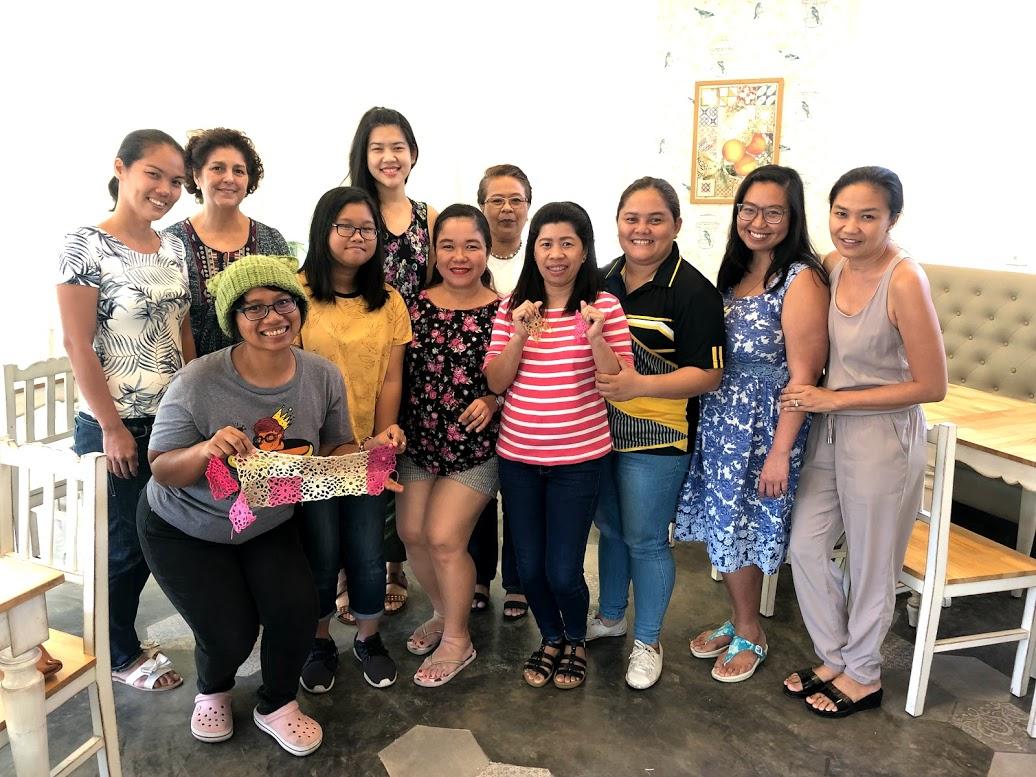 Cebu Crochet Group: April 2019 Meetup Session