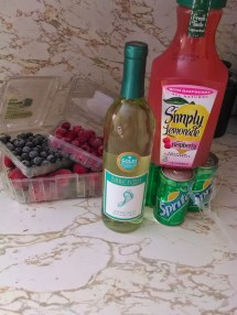 Moscato Wine Punch Recipes Lemonade